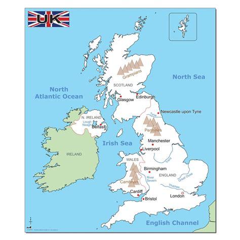 river thames map ks2 simple uk map wg3514
