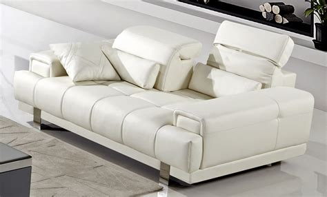 modern sofa recliners orion modern reclining sofa set