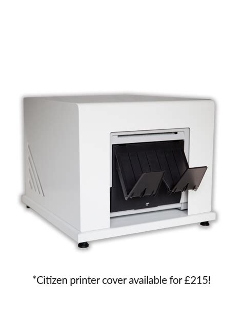 Citizen Cy Photo Printer portable photo booth for sale the photopod company