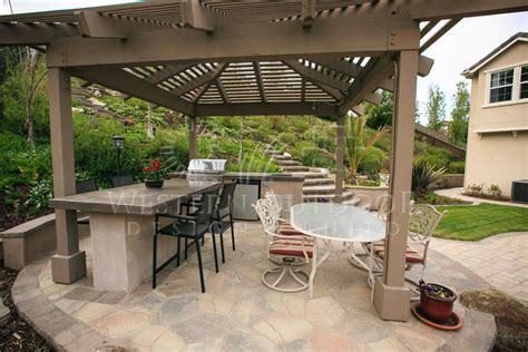 bbq patio designs outdoor kitchens gallery western outdoor design and build