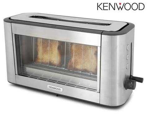 Glass Toaster Kenwood Persona Glass Toaster Ebay