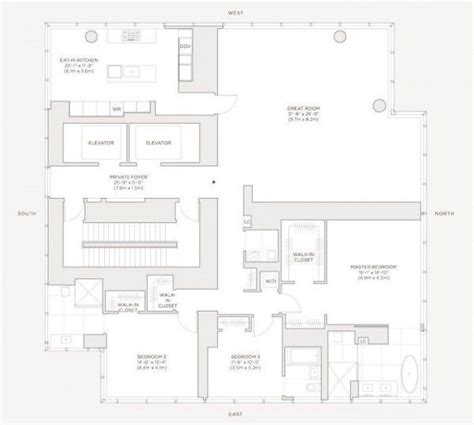 one madison floor plans take a look at this sle one madison floor plan for an