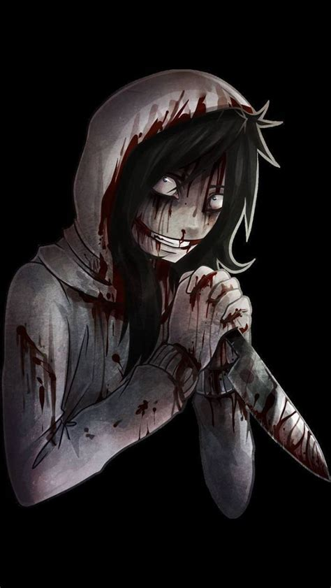 jeff the killer jeff the killer anime you and i the