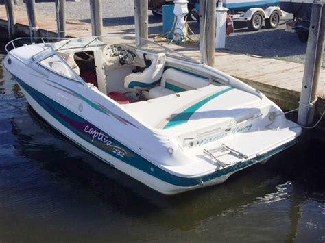rinker boat loans 1995 rinker 232 captiva cuddy power boat for sale www