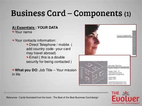 Mba Calculate Percent Of Repeat Business Principle by The Business Card Principles Part 1 Design Dos Don Ts