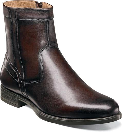 zipper boots florsheim midtown zipper boot free shipping free