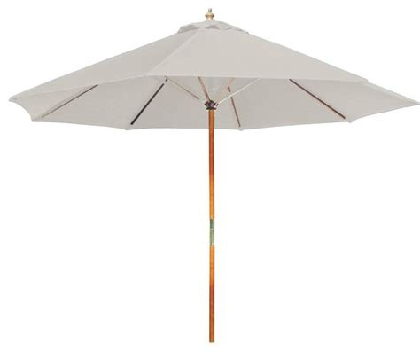 Outdoor Patio Umbrellas Sunbrella Eagle One Sunbrella Patio Umbrella White Modern Outdoor Umbrellas By Ultimate Patio