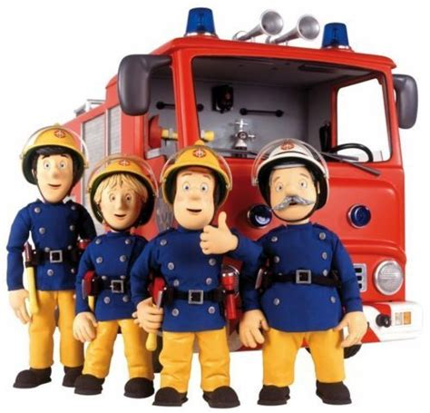 Fireman Sam Wall Stickers fireman sam cartoonbros