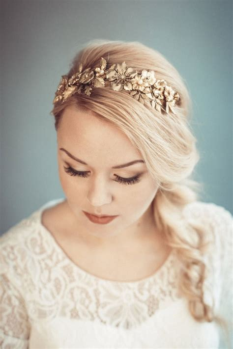 50 best bridal hairstyles without veil emmaline wedding