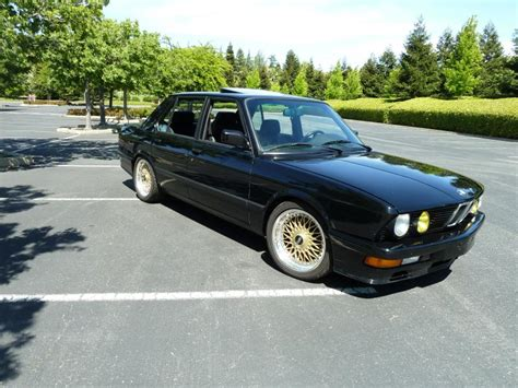 1988 Bmw M5 For Sale by For Sale 1988 Bmw M5 With S54 Engine News Top Speed