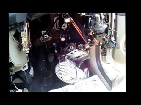 how to replace resistor pack on renault scenic clio mk3 heater replacement