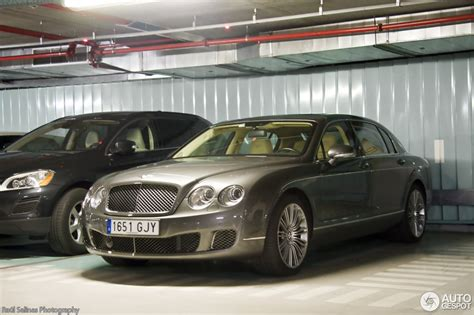 bentley continental flying spur 2015 bentley continental flying spur speed 10 febrero 2015