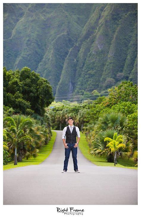Ho Omaluhia Botanical Garden by Www Rightframe Net Oahu Senior Photography At Ho