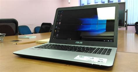 Laptop Asus Seri X review asus x555d bisa digeber nge plus 4k