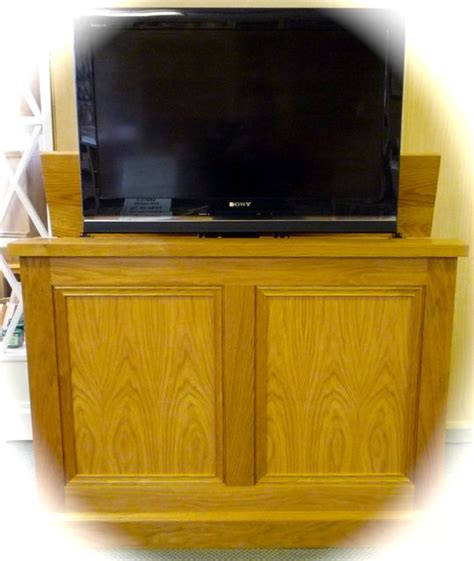 pop up tv cabinets