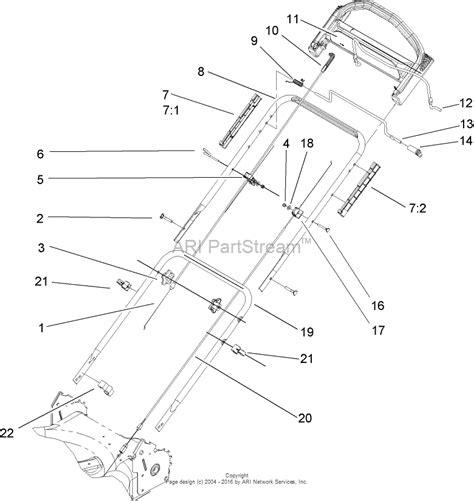 Toro 20017 Parts Diagram