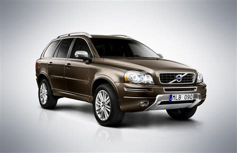 what is volvo volvo xc90 gets modest tweaks for 2012 autoblog