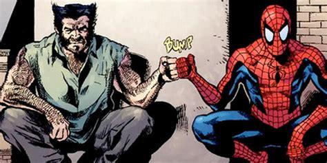 Kaos Wolverine 04 wolverine dan spider cinemablend jadiberita