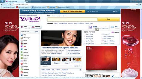 mail yahoo co id pendaftaran yahoo mail bingkai berita