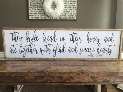 Dining Room Decor Signs Best 25 Dining Room Quotes Ideas On Rustic