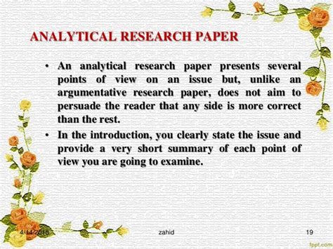 steps to writing a research paper for college niek