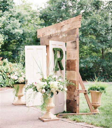 Door Rentals by Best 25 Outdoor Wedding Doors Ideas On