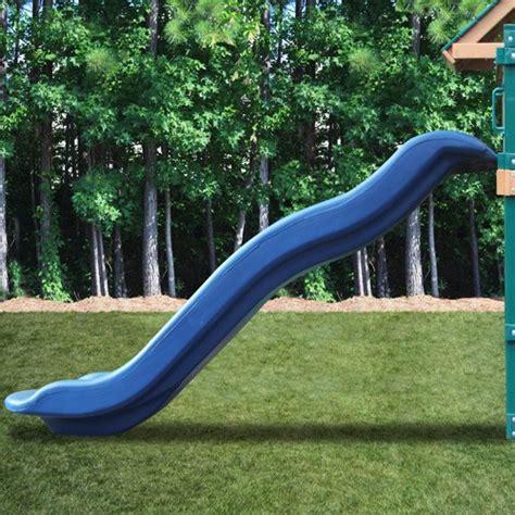 slide deck blue slide for 5ft deck height slide upgrade