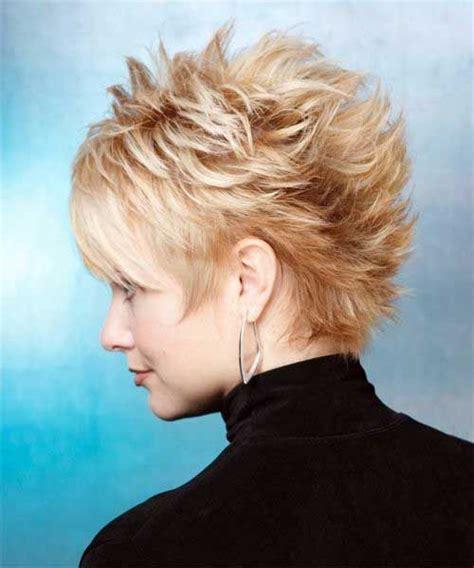 short choppy hairstyles 2010 best 25 spiky short hair ideas on pinterest short