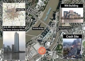 Vauxhall Sunday Market Helicopter Crash In Vauxhall Eyewitness Accounts