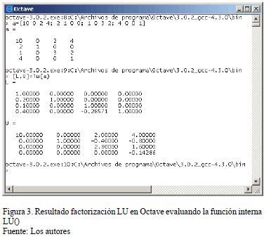 software cadenas de markov fortran application to solve systems from nla using