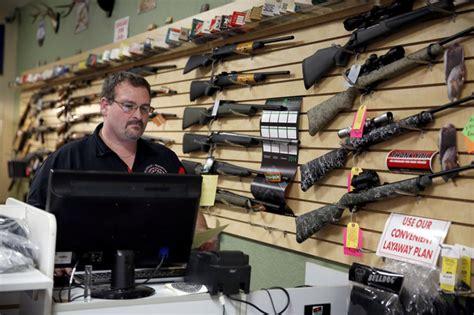 gun dealers mail gun sales surge ahead of jury s ferguson decision daily mail online