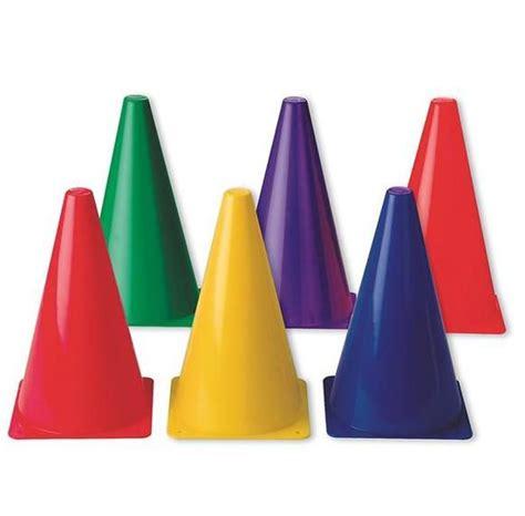colored cones 9 quot colored cones 6 pk