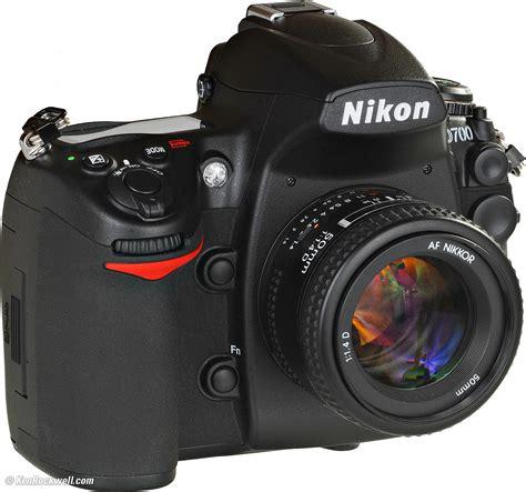 Kamera Nikon D700 nikon d700
