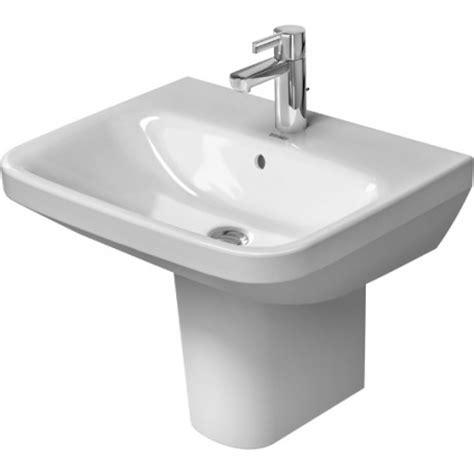 buy bathroom sink discobath duravit 231955 durastyle 21 5 8 x 17 3 8 inch