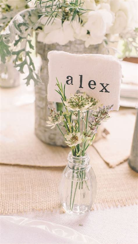 Vase Place Card Holders by Best 25 Bud Vases Ideas On Small Vases