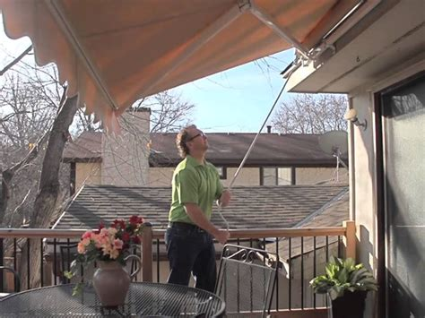 castlecreek retractable awning castlecreek 12x10 retractable awning youtube