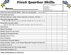 kindergarten report card template report cards kindergarten on report cards