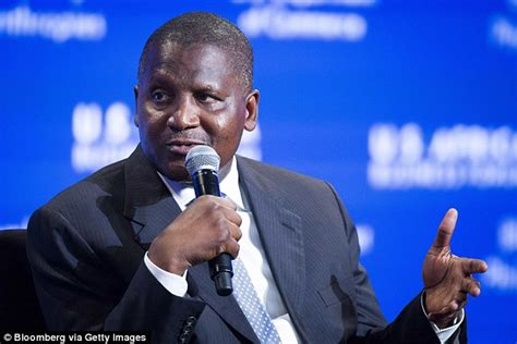 richest south africans revealed africa s richest aliko dangote keen on arsenal takeover as claims he will