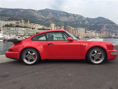 Porsche 964 Turbo 3 6 by Porsche 964 Turbo 3 6 S 233 L 233 Ctionn 233 Par Rs Monaco