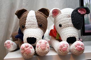 knitting pattern english bull terrier ravelry staffordshire stafford bull terrier pit bull