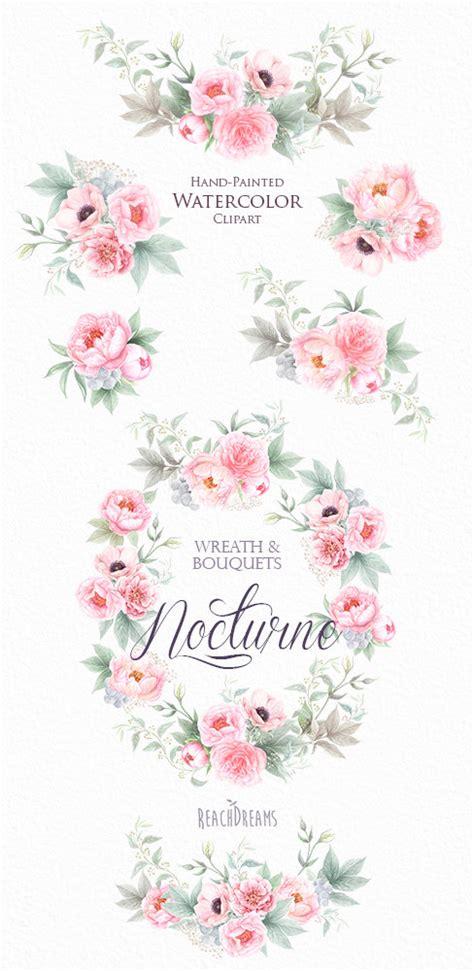 tema de la boda unavailable listing on etsy 2379920 watercolor peonies flowers anemone painted by reachdreams