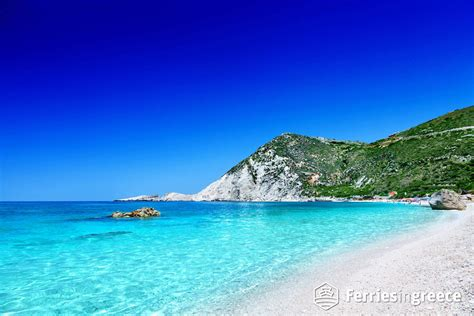 Blue Beach Houses by Ferry To Kefalonia Ferriesingreece Com