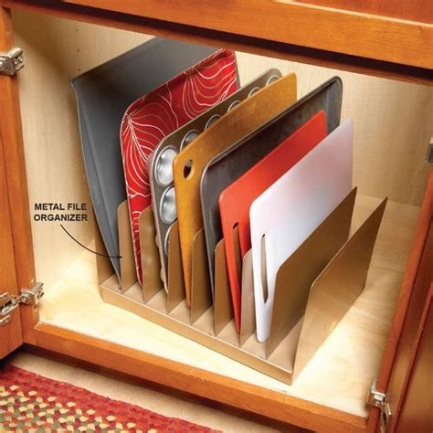 1000 ideas about cabinet organizers on