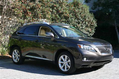 2010 lexus rx 450h 2010 lexus rx 450h photos informations articles