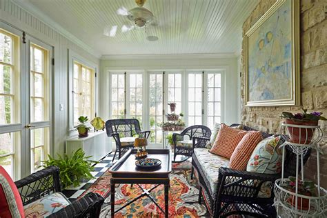 Door County Interiors House Tour A Traditional 100 Year Lake House Reborn