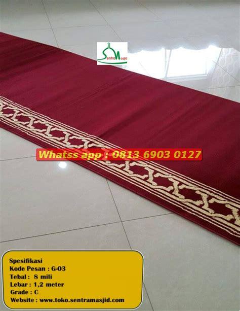 Karpet Meteran Murah Semarang jual karpet masjid semarang hub 0813 6903 0127 harga karpet masjid di semarang 2017 hub