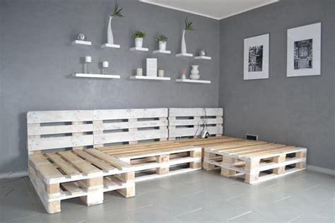 Sofa Aus Paletten Anleitung by Paletten Sofa Selber Bauen Wirklich So Einfach