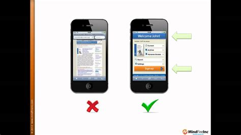mobile usps usps mobile barcode promotion with mindfireinc template
