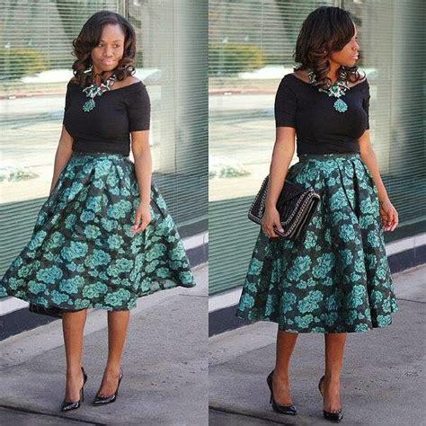 bella naija 2015 ankara skirt and blouse styles top ten creative ankara combination short skirts 2016