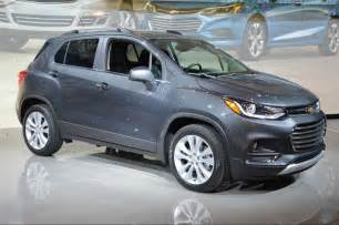 Chevrolet Trax 2017 Chevrolet Trax Look Review Motor Trend